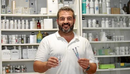 Fernando Castillo fundó Ambiseint en 2003 y quince años después ya cuenta con franquicias en tres continentes.