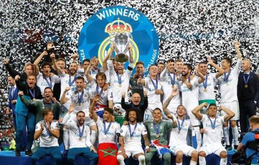 El Real Madrid conquista la decimotercera Champions League.