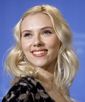 Foto de archivo tomada el 15 de febrero del 2008 de la actriz estadounidense Scarlett Johansson.