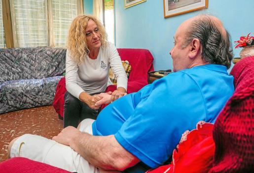 Miguel y Lina hablan de sus anécdotas.