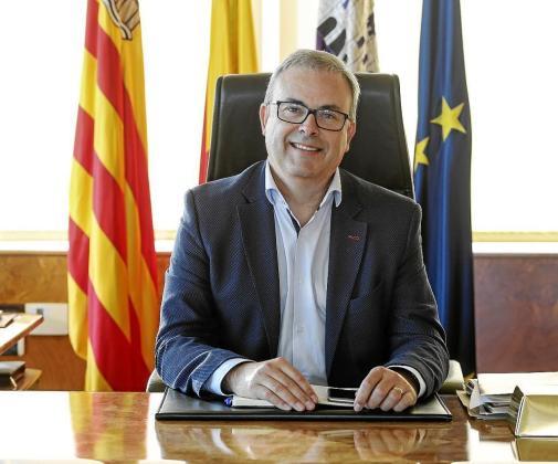 Vicent Torres, Presidente Consell Eivissa