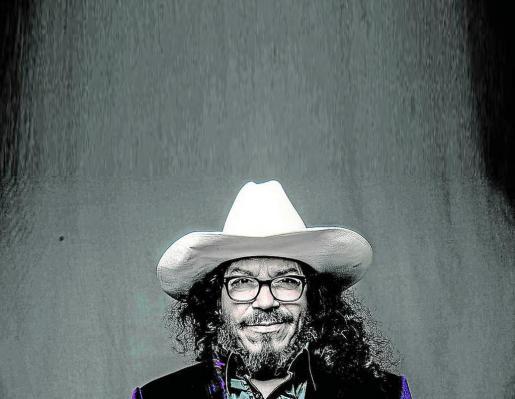 Imagen del guitarrista sevillano Raimundo Amador.
