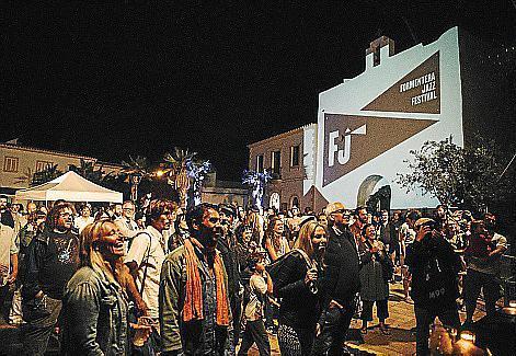 Imagen de la jornada del sábado del Formentera Jazz Frstival.