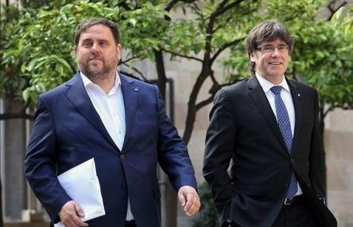La Guardia Civil acredita que la Generalitat comprometió 3,2 millones para el 1-O.