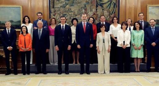 Gobierno de Pedro Sánchez.