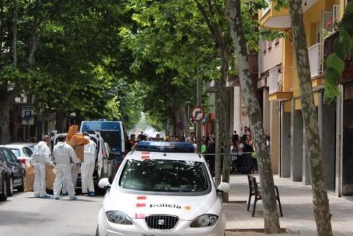 Prisión provisional para el presunto homicida de una menor en Vilanova i la Geltrú (Barcelona).
