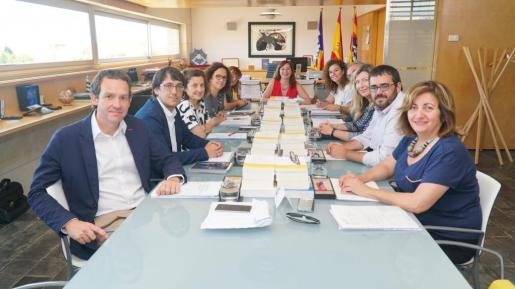 El Consell de Govern se ha celebrado en Menorca.