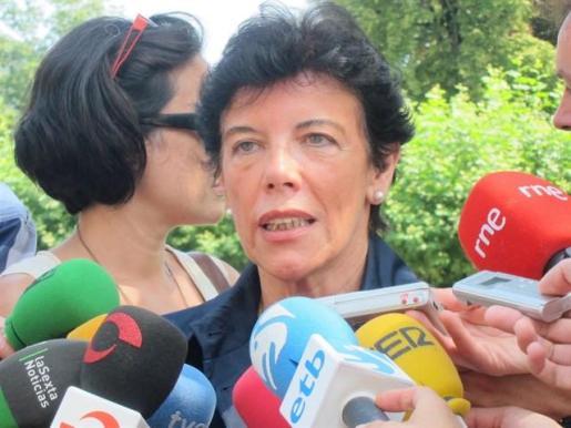 Isabel Celáa es la nueva portavoz y ministra de Educación del Gobierno