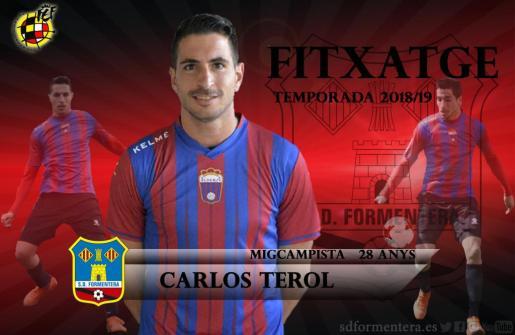 Carlos Terol.