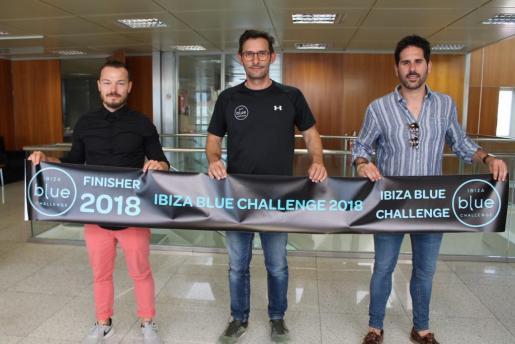 Presentación de la nueva edición del Ibiza Blue Challenge.