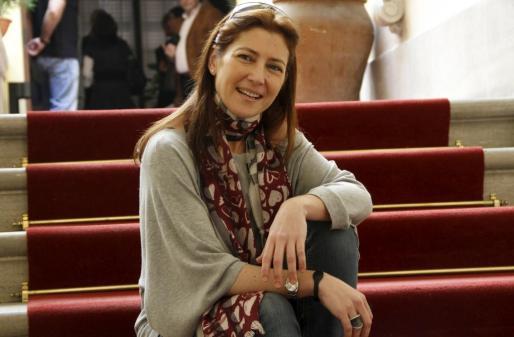 La bailarina Sara Baras es este año la 'burbuja' protagonista del anuncio de Freixenet.