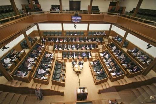El Parlamento Vasco ha votado favorablemente la propuesta de EH Bildu