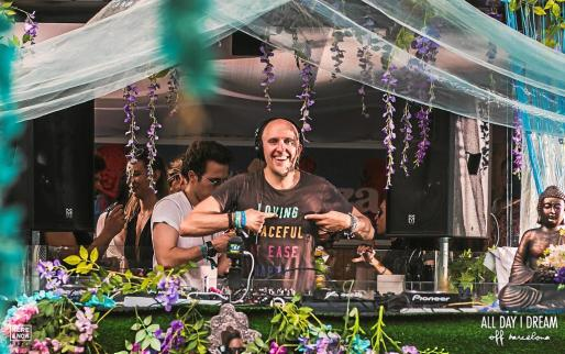 Blue Marlin Ibiza recibe en la isla al dj y productor Lee Burridge con el evento 'All Day I Dream'.
