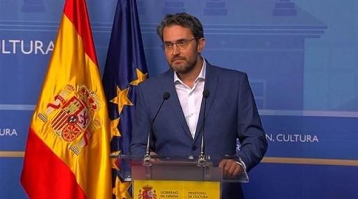 Màxim Huerta dimite como ministro de Cultura y Deporte.