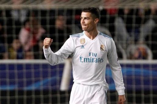 Imagen de archivo de Cristiano Ronaldo.