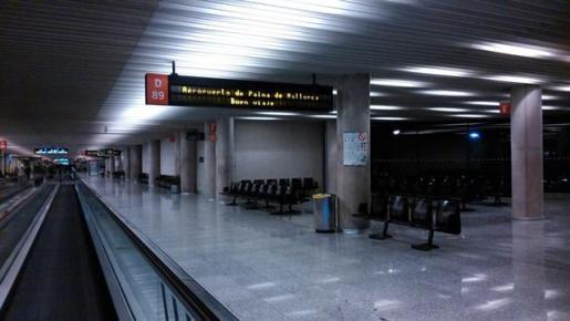Los interinos del aeropuerto de Palma exigen estabilidad
