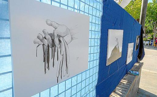 Una de las imágenes de la exposición L'altra Pell de Joan Orell.