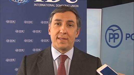 José Ramón García-Hernández presentará su candidatura a presidir el partido