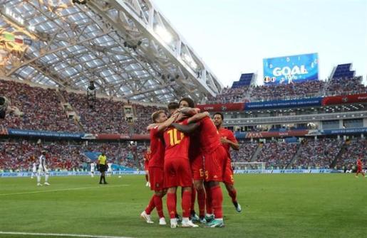 Bélgica cumple y exhibe su potencial ante Panamá.