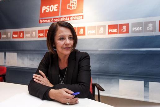 Imagen de archivo de Sofía Hernanz.