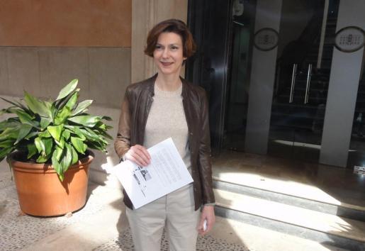 La nueva secretaria de Estado de Turismo, en una imagen de archivo.