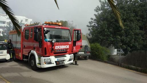 Imagen de archivo de los bomberos.