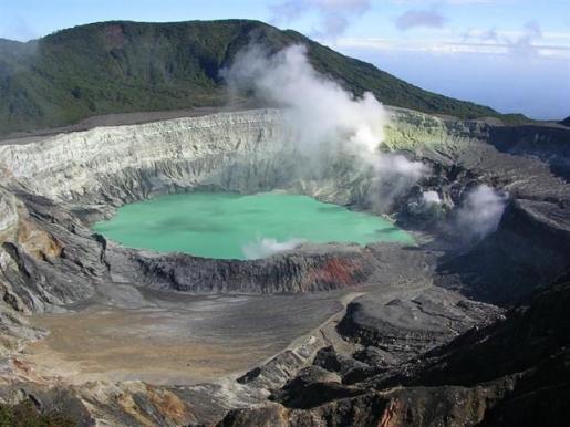 Un lago 'de otro mundo' en Costa Rica apoya que Marte tuvo vida.