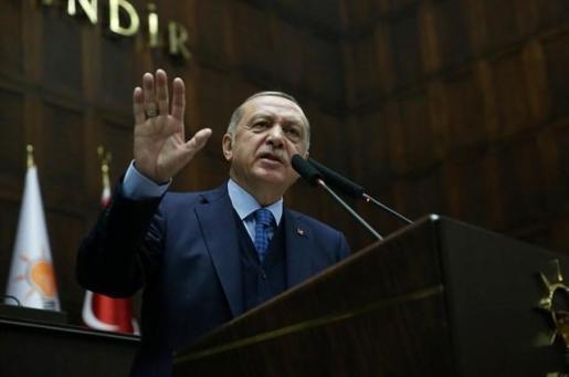 Imagen de archivo de Erdogan.