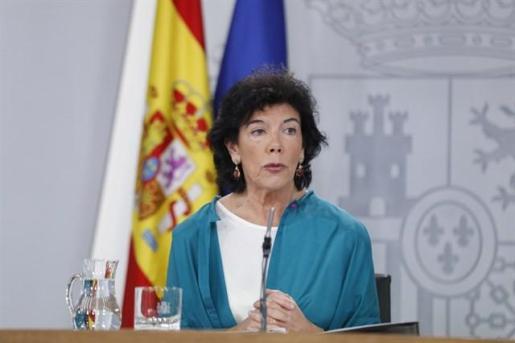 La Fiscalía recuerda al Gobierno que la tutela de las víctimas está garantizada con su intervención.