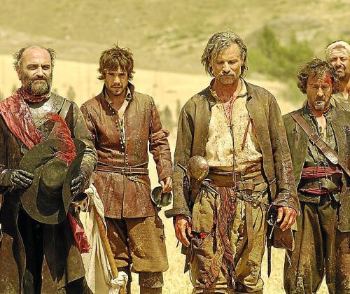 Imagen de la película 'Alatriste', protagonizada por Viggo Mortensen