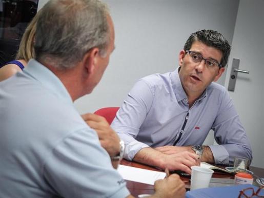 Detenido el presidente de la Diputación de Valencia.
