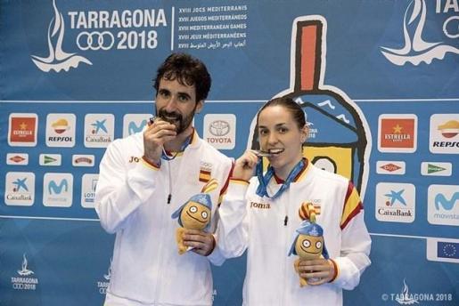España suma nueve medallas más gracias al bádminton, gimnasia, lucha y halterofilia.