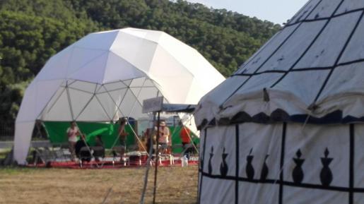 Santa Eulària asegura que el circo de Cala Llonga sólo pidió permiso de tres meses.