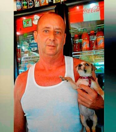 Imagen de Cristóbal Ferrer, empresario ibicenco asesinado en Venezuela.