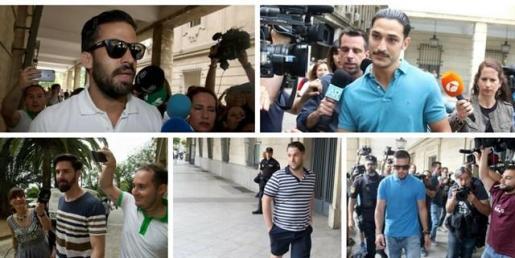 La Fiscalía y la víctima recurren la puesta en libertad de La Manada.