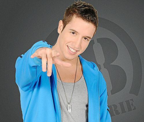 El bailarín Hugo Rosales, de 'Fama ¡a bailar!' a 'Dreamland school'.