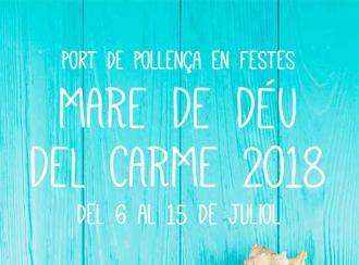 El Port de Pollença vive sus fiestas del Carme 2018