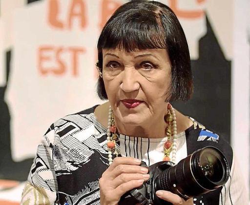 La corresponsal de guerra, artista y escritora Christine Spengler es la protagonista del documental 'Moonface, una mujer en la guerra'.