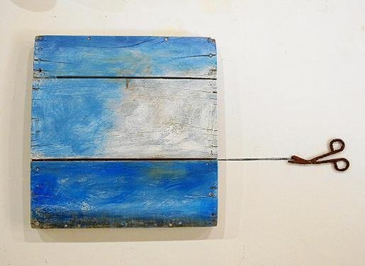 Una obra de Enric Riera.