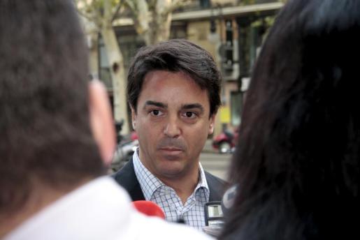 Javier Rodrigo de Santos, en una imagen de archivo