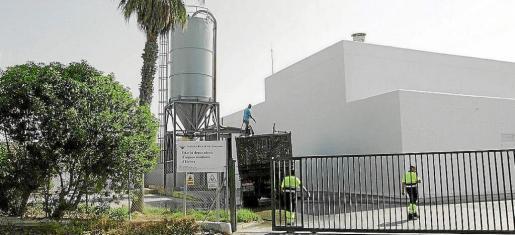 Los trabajadores de la estación depuradora de Vila podrían declararse en huelga este mes.