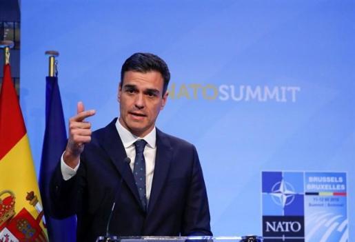 Sánchez, sobre Puigdemont: lo importante es que será juzgado por tribunales españoles.