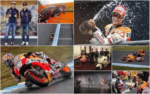 Pedrosa, un 'pequeño' gran campeón sin premio en MotoGP.