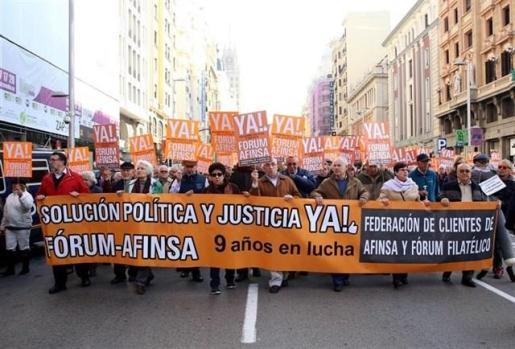 La Audiencia Nacional impone penas de más de 12 años de cárcel a la cúpula de Fórum Filatélico.