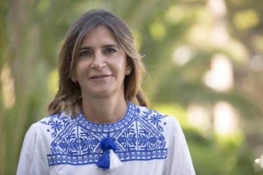 Carmen Matutes es la presidenta del Comité Ejecutivo de la Fundación Abel Matutes.