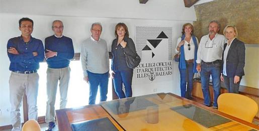 La Demarcación pitiusa del Colegio de Arquitectos de Baleares critica la «falta de debate» en la modificación del PTI.