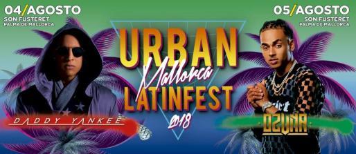 El Urban Mallorca Latin Fest lleva la música latina a Son Fusteret.