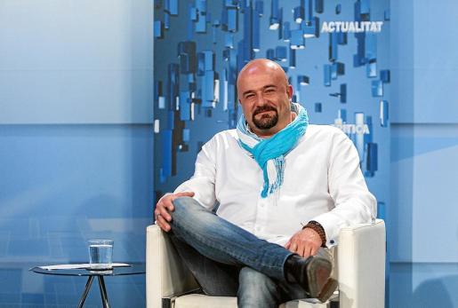 José Corraliza, presidente de Ocio de Ibiza, en una imagen de archivo.