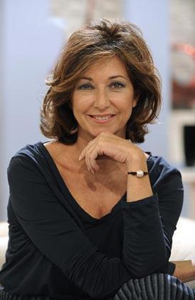 La presentadora de televisión, Ana Rosa Quintana.