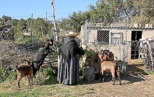 El documental del Ayuntamiento de Sant Josep nos muestra a las mujeres pagesas que siguen viviendo en Ibiza.